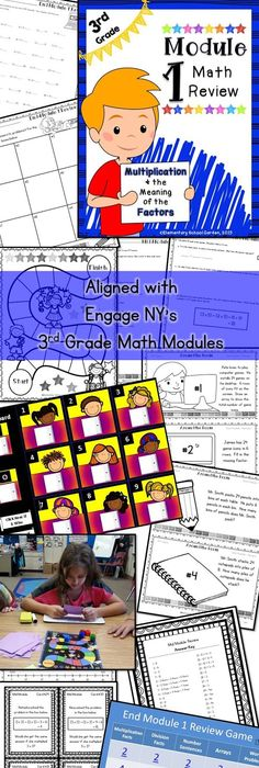 Grade 3 quiz module 1 topic b grade 3 eureka math pinterest summer is flying by these last few weeks have been a complete whirlwind between 3rd grade maththird fandeluxe Choice Image