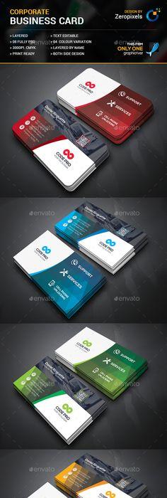 Computer Repair Business Card Photoshop PSD Professional - Computer repair business card template