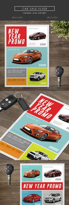 Rent A Car Flyer Templates Flyer template, Renting and Template