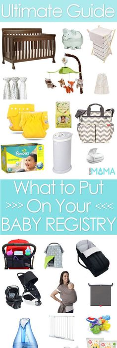 I am so out of time but this is great ! My mother will love this I - baby registry checklists