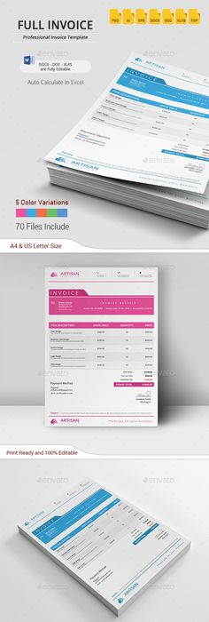 Invoice Template  Download HttpGraphicriverNetItemInvoice