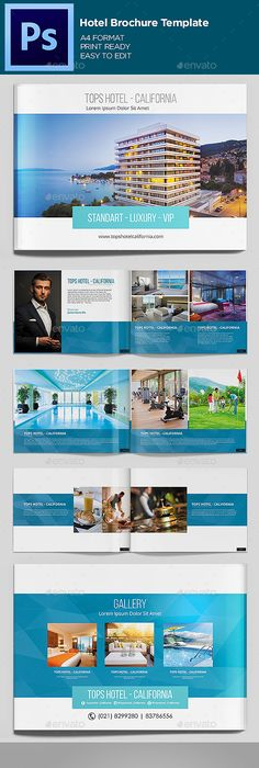 Hotel Flyers    Options  Brochures Flyer Template And