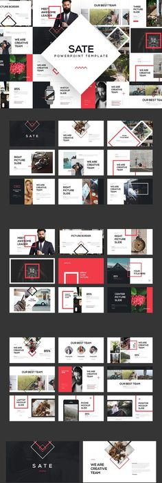 Notion  Simple Creative Powerpoint Template  Creative Powerpoint