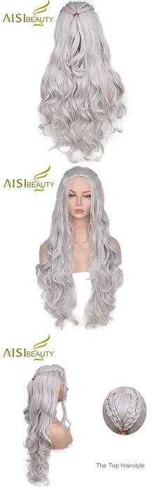 Silver Wigs for Women
