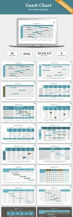Use the Project Management PowerPoint Templates to plan and     Gantt Chart PowerPoint Template   PowerPoint Templates Presentation  Templates