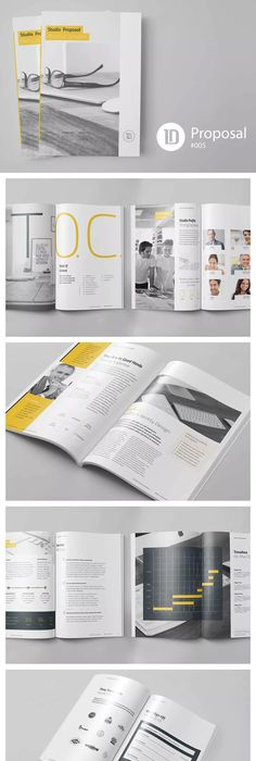 Gradient Magazine Indesign Template By Luuqas Design On