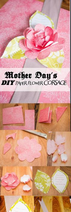 Super easy diy gift box for mothers day or any day made with 36 thoughtful homemade mothers day gift ideas craft ideas solutioingenieria Choice Image