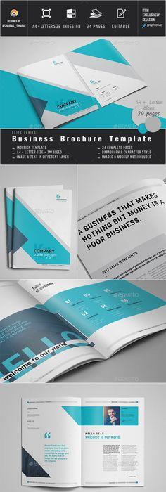 Company Profile  Company Profile Brochures And Corporate Brochure
