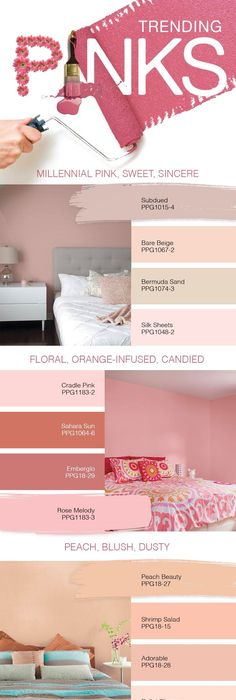 Modern Farmhouse Colors from Voice of Color | House colors, Joanna ...