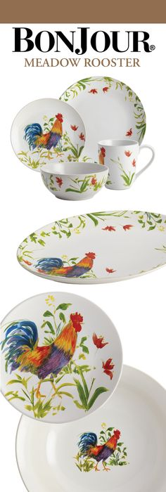 french+country+style+dinnerware | Chanticlair by Royal Doulton | FRENCH COUNTRY | Pinterest | French country style Royal doulton and Dinnerware & french+country+style+dinnerware | Chanticlair by Royal Doulton ...