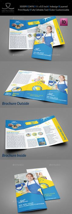 Furniture Products Catalog TriFold Brochure  Tri Fold Brochure