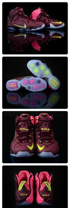 Nike #LeBron12 Double Helix