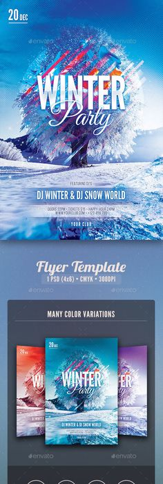 Sexy Summer Flyer Template Flyer template, Flyer printing and
