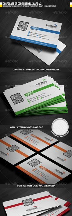 17 high quality qr code business card templates graphic design 17 high quality qr code business card templates graphic design resources branding business cards print design pinterest business cards card wajeb Image collections