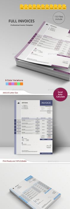 Professional Quotation Template Magnificent Invoices  Template Quotation Format And Indesign Templates