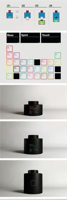 Design Inspirational Design Pinterest Package design and - fresh tabla periodica unam