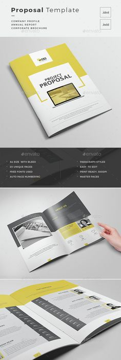 Kreatype Business Proposal V  Business Proposal Template