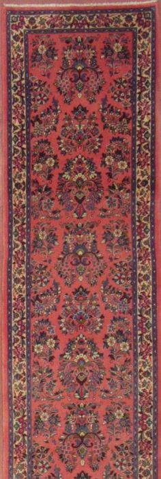 Sarouk Prayer Rug, West Persia, late 19th century, 5 ft. x 3 ft. 4 ...