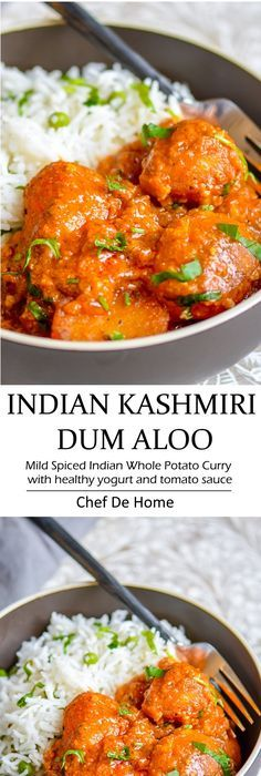 Bangladeshi beef curry receta delicious indian dinner with easy potato curry called kashmiri dum aloo a yogurt base and forumfinder Image collections