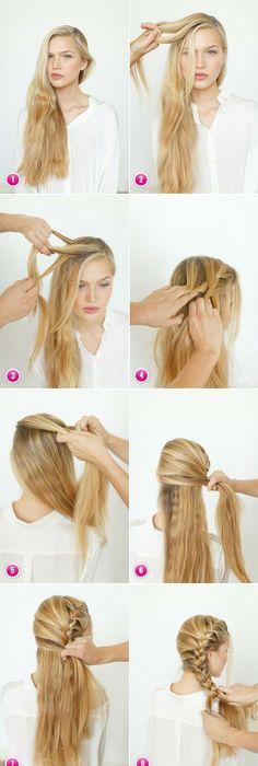 Peinados trenzas 2 videos de trenzas pinterest solutioingenieria Images