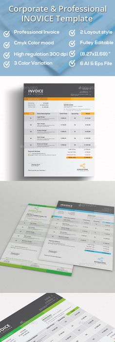 Greenlight District Excel Invoice Template Invoice Templates