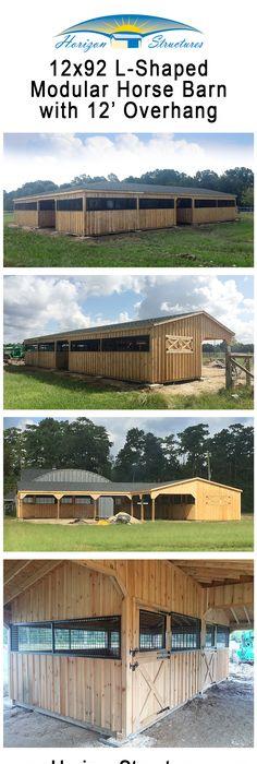 60 ft Shed Row Horse Barn Floor Plans DC Building httpwww