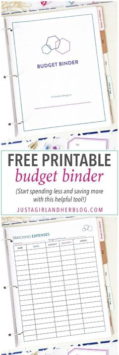 The Ultimate Free Printable  Budget Planner You Need  Binder