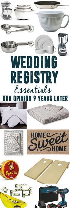 The Essential Wedding Registry List For Your Kitchen Basic cooking - fresh blueprint registry fees