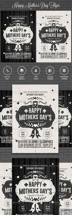 Poster Maker Tool | PosterMyWall | mothers day flyer | Pinterest ...