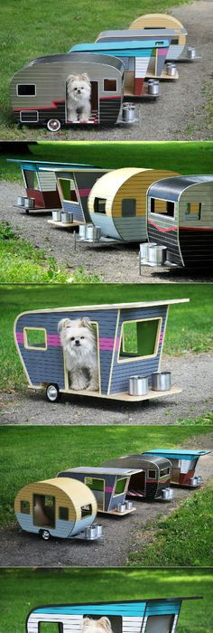 Wonderful Unique Dog Sized Trailers Made From Environmentally Friendly Materials,  Including Recyclable Aluminum, Plywood And Plastic. Pet Trailer Can Even  Have A ...
