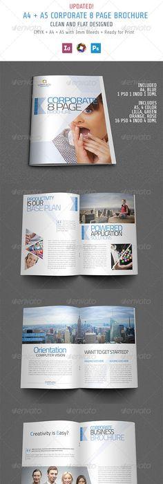 Modern Business Brochure Catalog Business Brochure Brochures