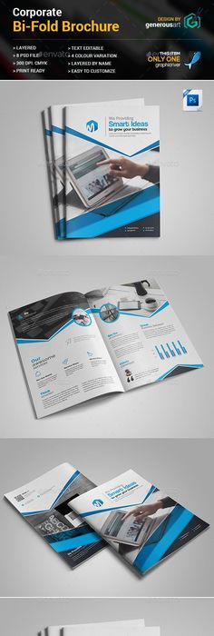 Real Estate TriFold Brochure Design  Brochures Tri Fold