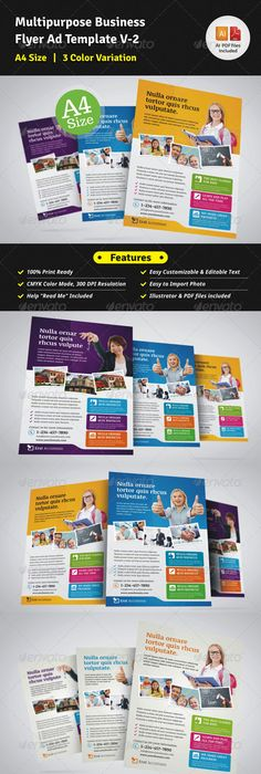 After School Program Flyer Templates  School Programs Flyer