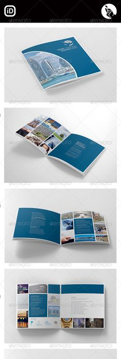 Architectural Brochure Template - 12 Pages by OW Pictures , via ...
