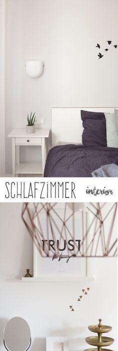 Pastell-Deko und Tulpen Den Frühling ins Haus holen Interiors - oster möbel schlafzimmer