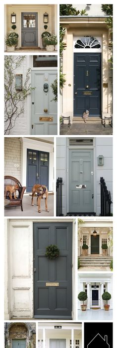 Farrow & Ball - Hague Blue LOVED BY www.willowandstone.co.uk and ...