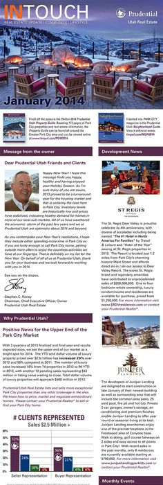Real Estate Agent Newsletter Template   X  Would Work