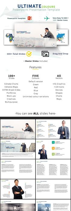 The Business  Ultimate Business Template Download Here Http