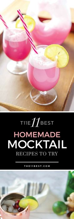 21 Delicious Baby Shower Mocktails Your Friends Will Love Easy