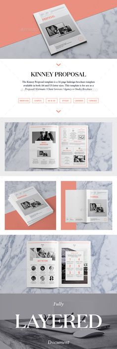 Proposal Cover  Proposal Covers  Layouts    Brochures
