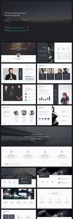 Metro Style Theme Powerpoint Templates  Metro Style Template