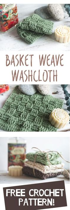 Hair Towel with a Twist (FREE Crochet Pattern) | Kreativ