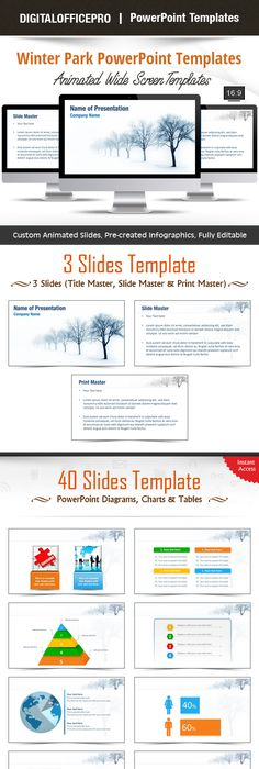 Hypodermic Needles PowerPoint Template Backgrounds Hypodermic - winter powerpoint template