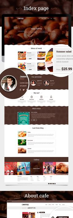 bionjoy is a restaurant food html template built using bootstrap framework and html5 and css technology suitable for restaurant websites its co