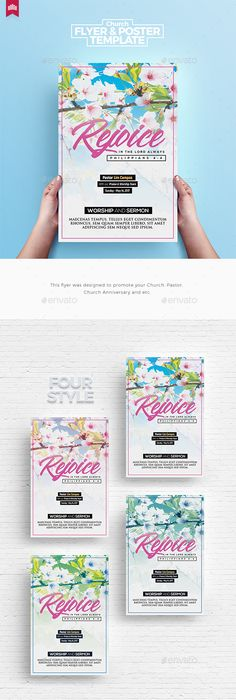 Womens Retreat Flyer Template  Flyer Template And Template