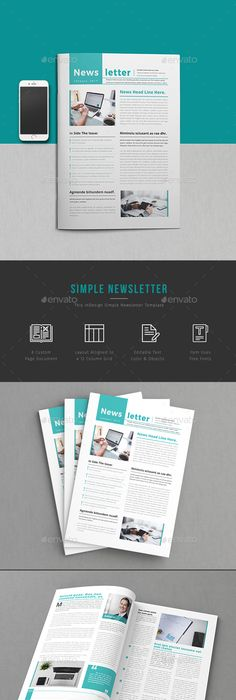 Case Study Report Template  Template Newsletter Templates And