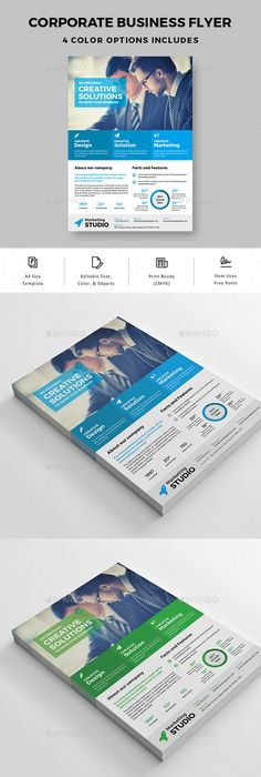 Income Tax Flyer Template | Flyer template, Template and Edit text