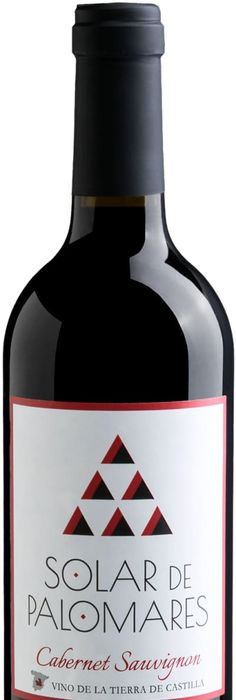 Vinho Tinto Solar de Palomares Cabernet Sauvignon 2015 - Evino