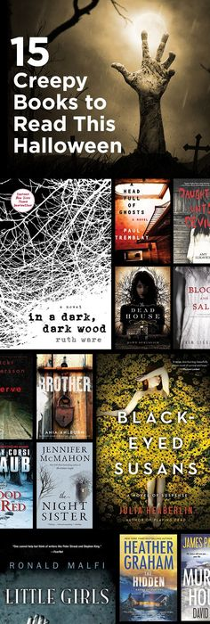 19 Incredibly Scary Halloween Books That Are Not for the Faint of ...