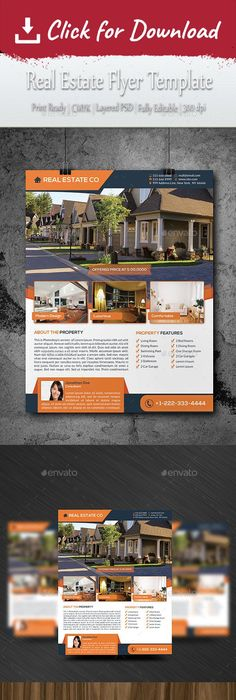 Sales Advertisement Flyer Template  Marketing Flyers